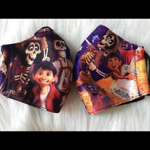 Halloween kid face mask- pack of 3